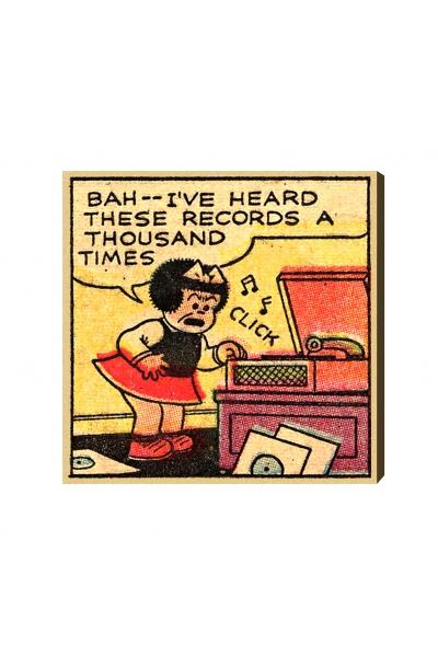 Tableau Mafalda 20x20