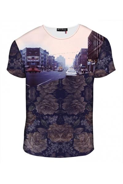 """T-shirt Homme imprimé """"New york"""" l Rose de Fontaine"""