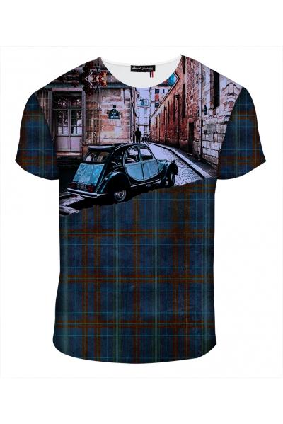 """T-shirt Homme imprimé """"Paris"""" l Rose de Fontaine"""