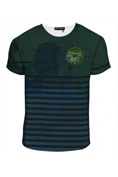 """T-shirt Homme imprimé """"Vynil gainsbourg"""" l Rose de Fontaine"""