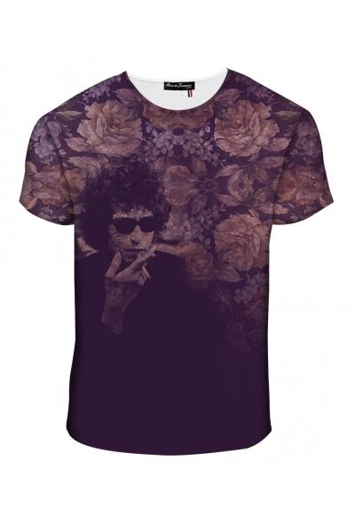 """T-shirt Homme imprimé """"Dylan"""" l Rose de Fontaine"""
